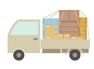 不用品回収のイメージ